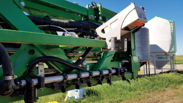 Optical Spot Spraying Makes Sense - Farming For Tomorrow